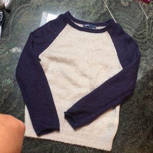 GapKids lightweight sweater 6/7